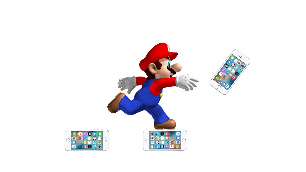 Super Mario Run will be out on iOS in December