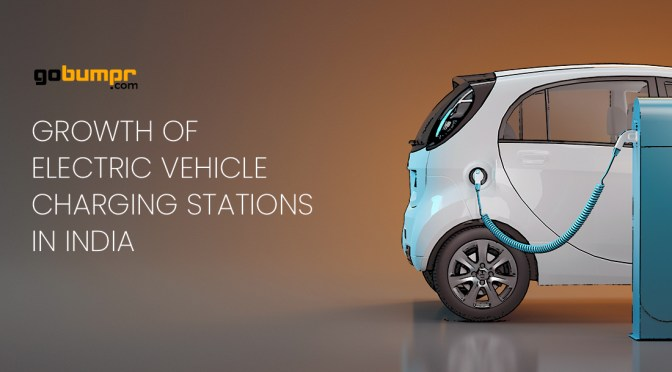 Growth of Electric Vehicle Charging Stations in India