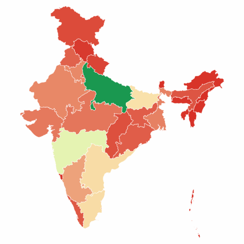 Number of crorepatis by state