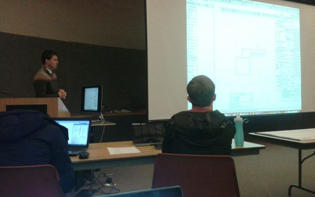 Digging into ArchiCAD at Drury University