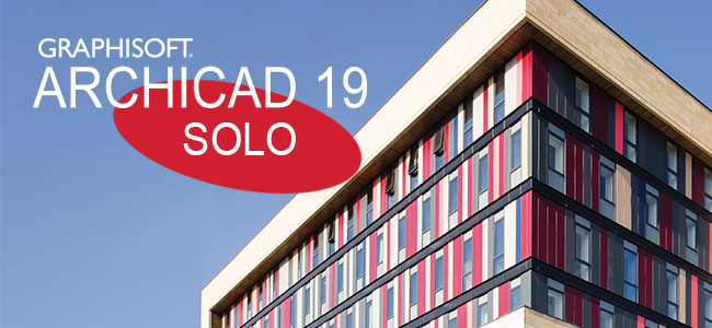 ARCHICAD 19 Solo