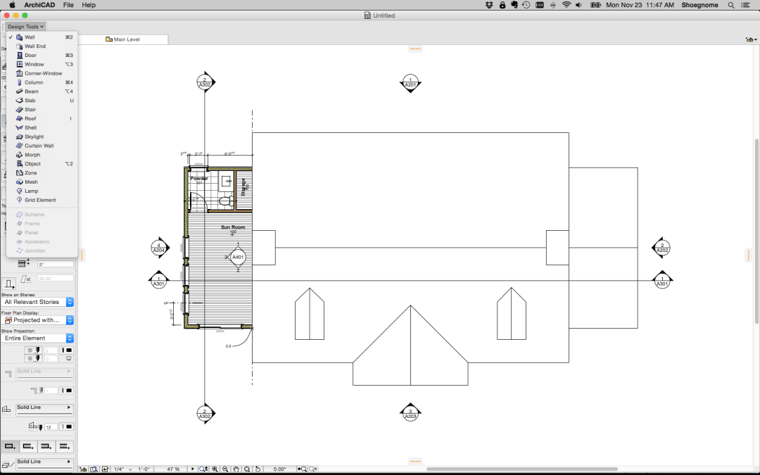 Maximized Work Environments in ARCHICAD