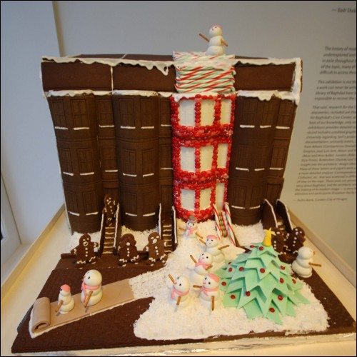 Boston Architects Bake Up Sweet Support for the CDRC