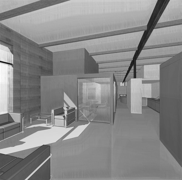Getting into Interiors with ArchiCAD