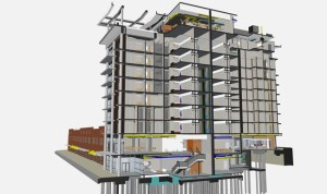 ArchiCAD Hotel Indigo