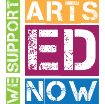 ArtsEdNow_We Support