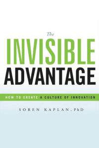 Top 10 must-read books in innovation-The Invisible Advantage