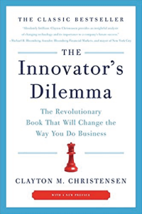 Top 10 must-read books in innovation-The Innovator's Dilemma