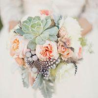 Mariage Mint et Pêche - Mint and peach wedding