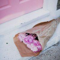 Positive attitude #5: offrir des fleurs - offer flowers