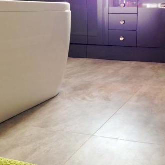 concrete effect vinyl flooring