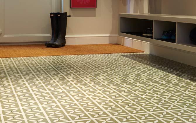 floral designer floor