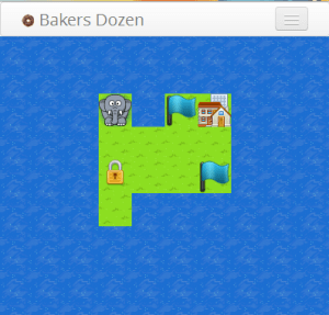 The world's donuts have been stolen again in Baker's Dozen, and it's up to you to save them.