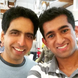 Salman Khan of Khan Academy