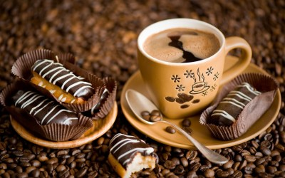 20 Lovely HD Coffee Wallpapers