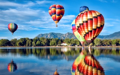 21 Wonderful HD Hot Air Balloon Wallpapers