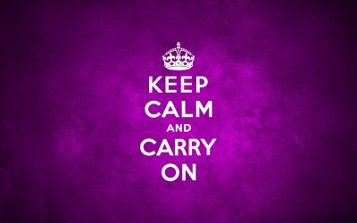9 HD Keep Calm and Carry On Wallpapers