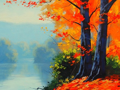 20 HD Art Painting Wallpapers