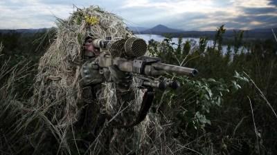 17 HD Sniper Wallpapers