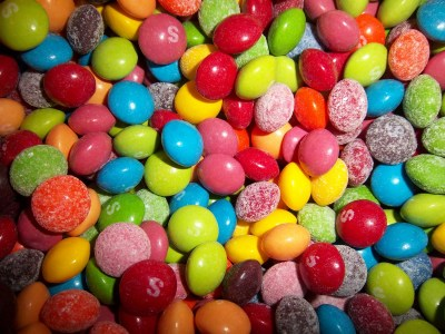 3 HD Skittles Candy Wallpapers