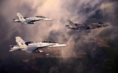 27 HD Lockheed Martin F35 Lightning II Wallpapers