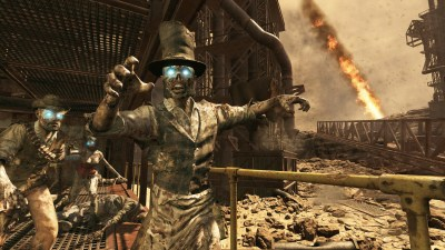 16 HD Call of Duty Zombies Wallpapers