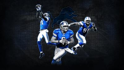 10 HD Detroit Lions Wallpapers - HDWallSource.com