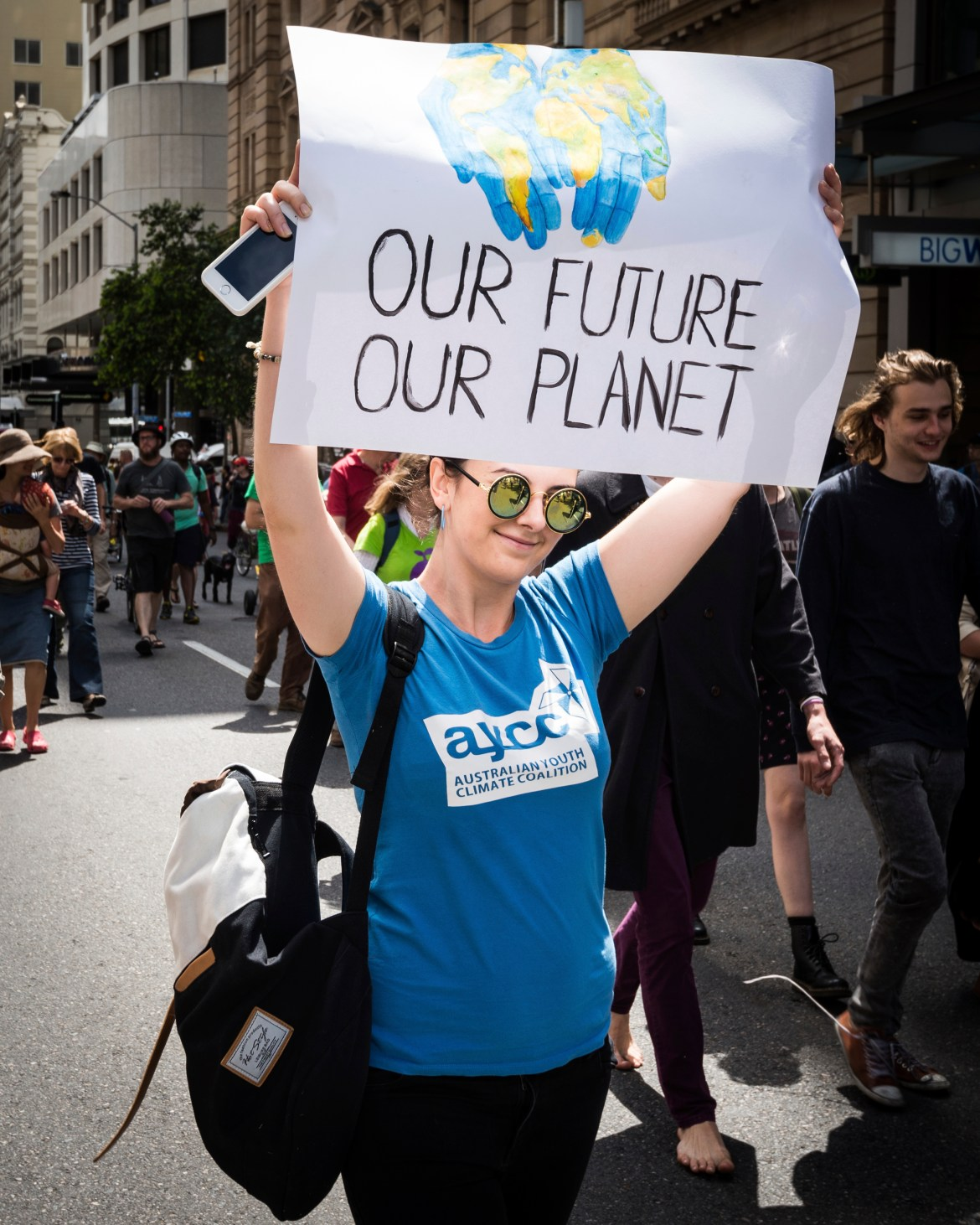 Our Future, Our Planet