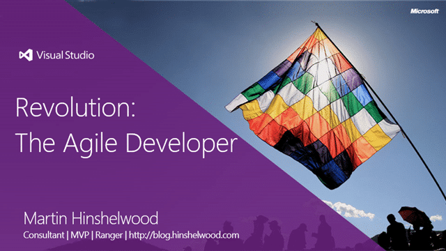 Revolution: The Agile Developer