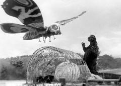 Scene from Godzilla vs. Mothra