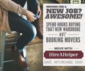 New Job? Awesome - Book Movers