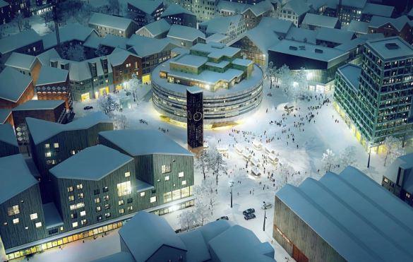 Kiruna - Moving an Entire Town