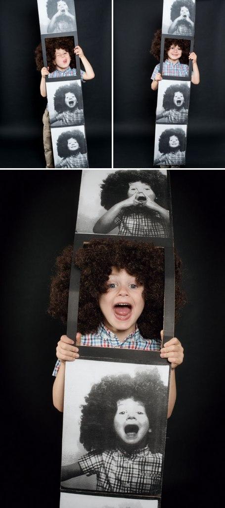 DIY Halloween Costumes - Photo Booth