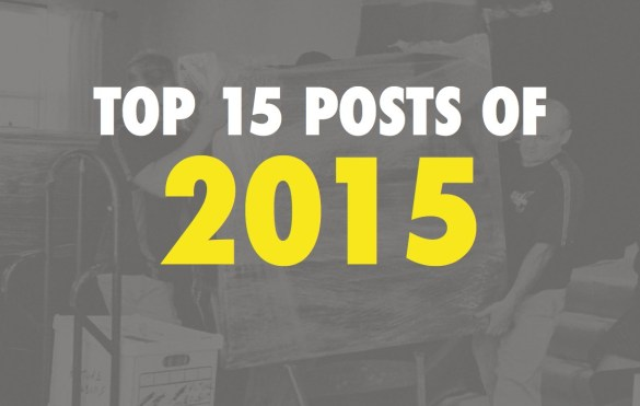Top 15 Moving Advice & DIY Posts of 2015