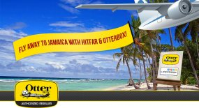 Fly Away to Jamaica with Hitfar & OtterBox Sales Contest