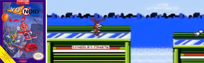 Dominos Pizza Noid video game