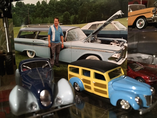 30000 model car collection