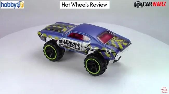 Carwarz Hot Wheels Olds 442