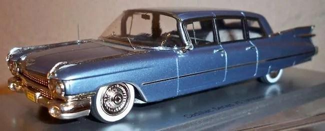 Kess 1959 Caddilac Series 75 Limousine