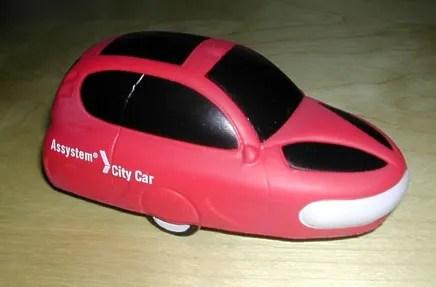 Assystem City Car promotional model