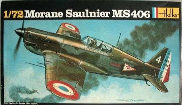 Heller Morane-Sauliner 406