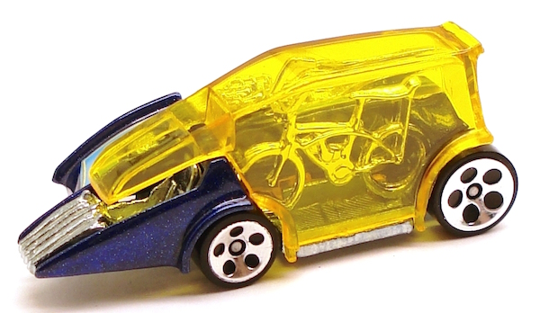 Hot Wheels Popcycle
