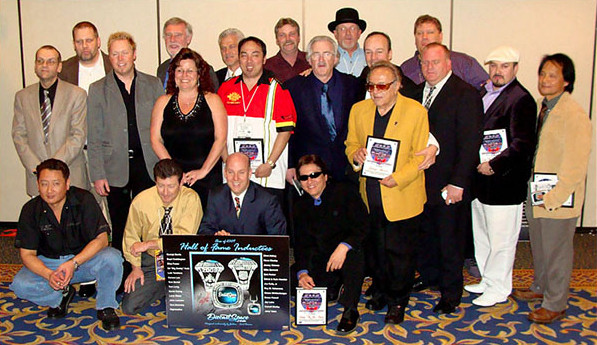 Diecast Hall of Fame Class of 2009