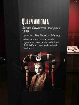 Amidala Senate Card
