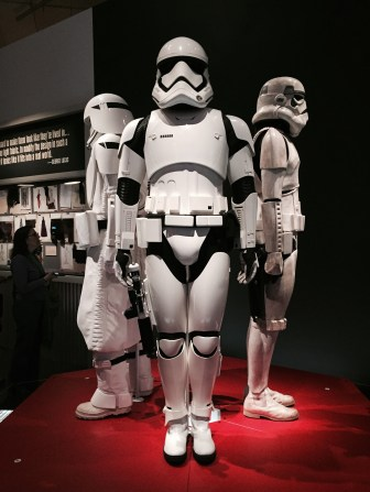 First Order Stormtrooper costume