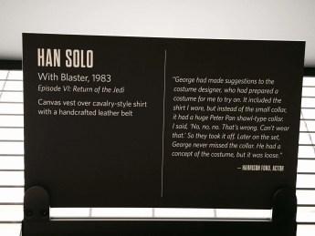 Han Solo Card