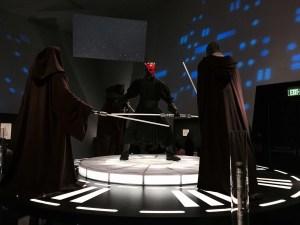 Jedi v Darth Maul