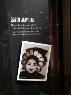 Queen Jamillia Card