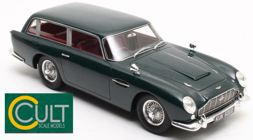 Cult Scale Models Aston Martin shooting Brake