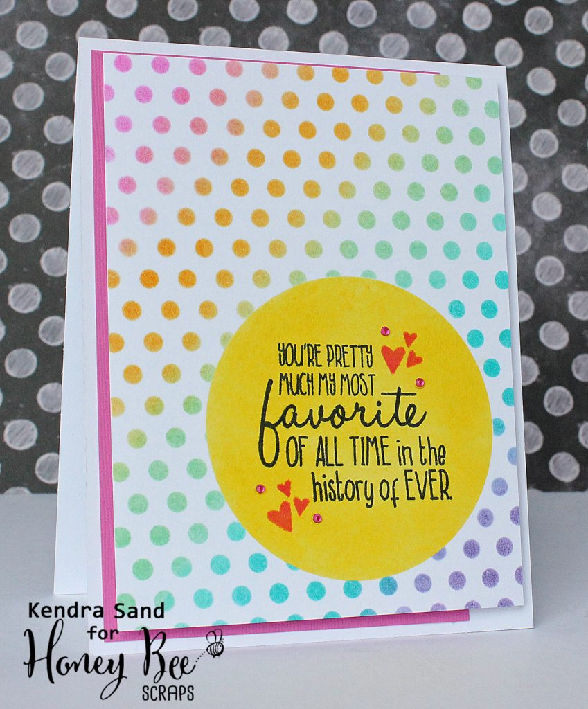 Card Crafting with Kendra